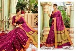 Lifestyle Reflection Pure Weaving Silk Sarees