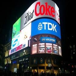 Movable Outdoor LED Screen