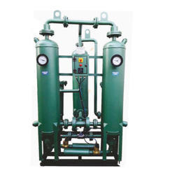 Automatic Heatless Adsorption Type Dryer