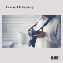 Fashion Photography Service in Pan India