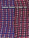 Diamond Georgette Prints Fabric