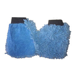Microfiber Gloves Heavy 1850 GSM