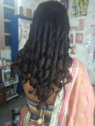 Curly Hair Cutting Service