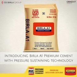 Birla A1 Cement, Packaging Size: 50 Kg