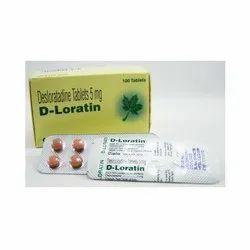 D- Loratin Tablet