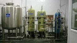 Sea Water Demineralization Plant
