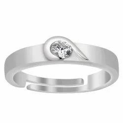 SR02738 925 Sterling Silver Ring
