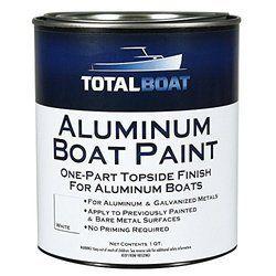 Aluminium Paint for Boats