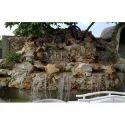 Big Rock Water Falls