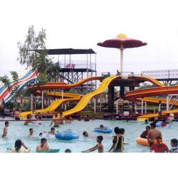 Multi Water Slides