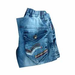 Cozy Junior Kids Designer Denim Jeans