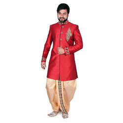 Traditional Dhoti Sherwani