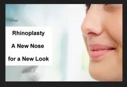Cosmetic Rhinoplasty Treatment Service