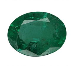 Genuine Well Cut Zambian Emerald Gemstone