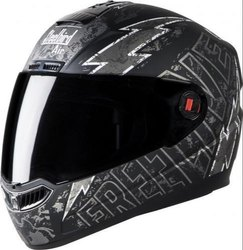 Steelbird Helmet - Model Free Live - Matt Black/Grey