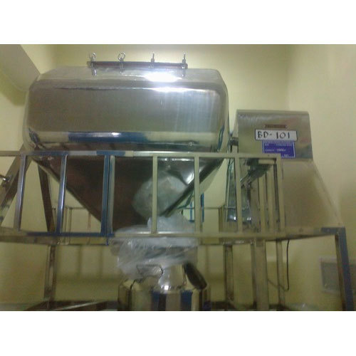Octagonal Blender, Capacity: 100 Liters To 5000 Liters