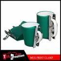 Manual Green 3d Sublimation Mug Clamp, Capacity: 11oz