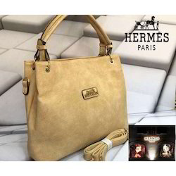 Ladies Fancy Leather Bags