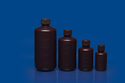 Plastic Reagent Bottle Narrow Mouth Amber, Sigma-300pw