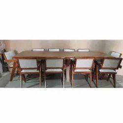 Ten Seater Dining Table Set