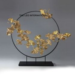 Floating Leaf Sculpture