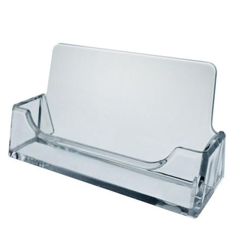 Transparent Acrylic Visiting Card Holder