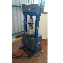Semi Automatic Coir Pot Making Machine