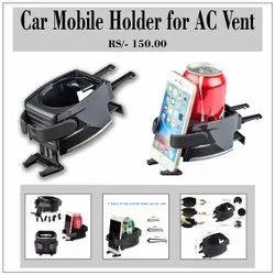 Plastic Clip Type Car Mobile Holder, Model Name/Number: Accar