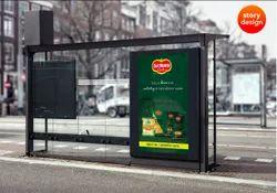 2D Website Poster Designing Service