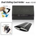 SMH1121B Dual Side Visiting Card Holder