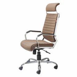 Leather Sleek Chair