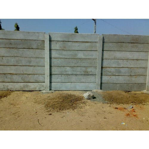 Panel Build RCC Compound Wall