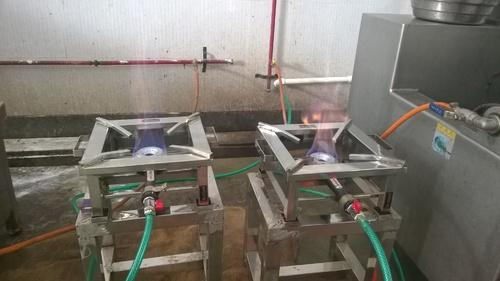 Biogas Burners - Mini Commercial Biogas Stove Manufacturer