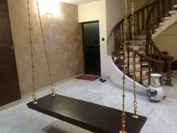 Unjal Plank and Chain