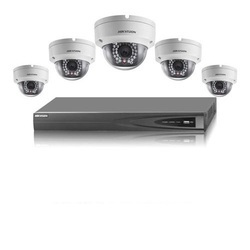 Hikvision CCTV Camera Security System