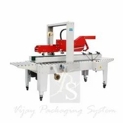 Automatic Carton Flap Folder & Taping Machine