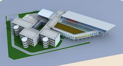 Glazing Shop Drawing - Cad Drafting Services