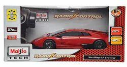Lamborghini Murcielago LP670-4 SV Remote Control Toy Car