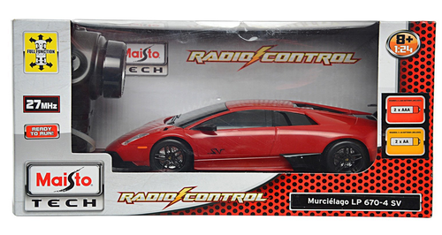 Lamborghini Murcielago Lp670 4 Sv Remote Control Toy Car At Rs 1600