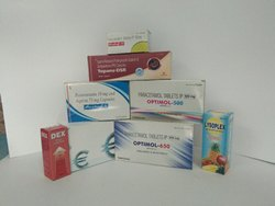 Paper Edible Pharmaceutical Packaging Box