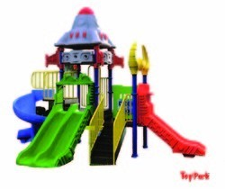 SPACESHIP PLAY YARD (MPS 409)