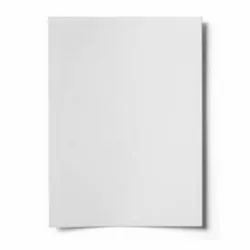 White Art Paper, GSM: 120, Size: 20x30 Inch