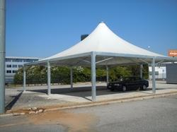 Gazebo Tensile Fabric Structure