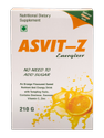 Zinc Sulphate Energy Powder  ( Asvit - Z )