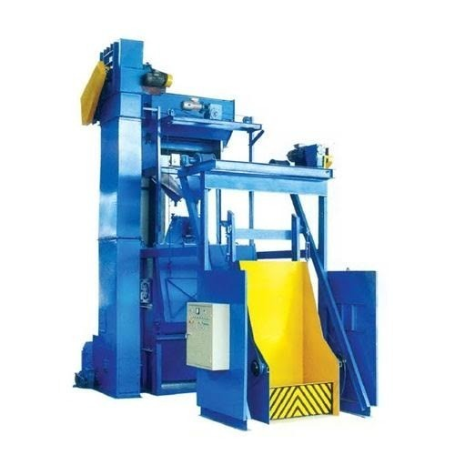 Portable Type Automatic Shot Blasting Machine, Rs 500000 /piece ...