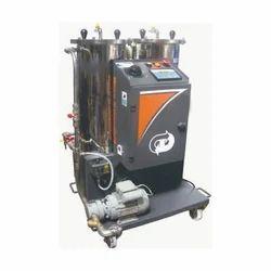 Electrostatic Precipitator for Oil