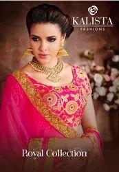 Royal Collection Festive Designer Ethnic Saree
