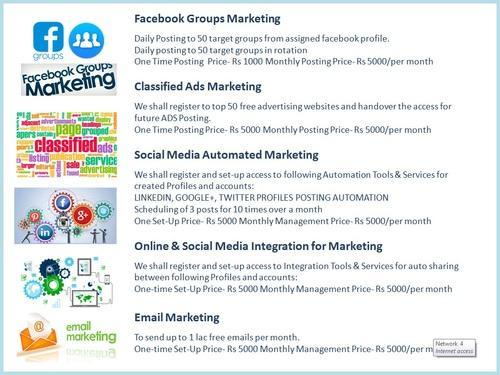 Customised Digital Marketing Services in Baner, Pune
