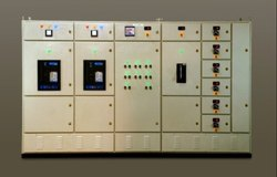 3 - Phase Mild Steel Electrical Power And Control Panel, IP Rating: IP 67