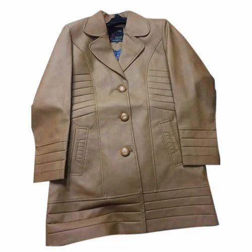 69026a2bb84f M And XXL Brown Ladies Winter Coat